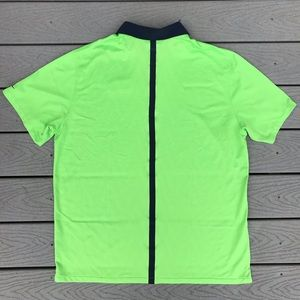 Nike Shirts - Nike Seattle Seahawks Dri Fit Polo Shirt 2XL Green